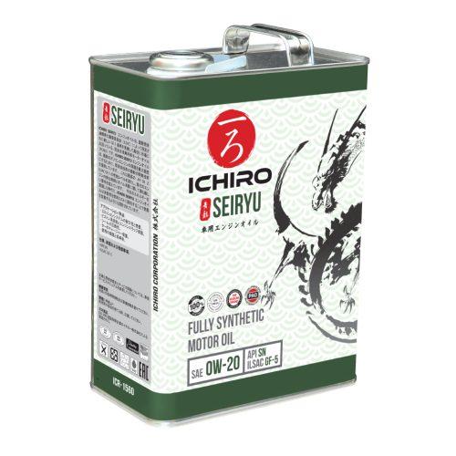 Seiryu ICR-1560 0W20 4L_tin 1000X1000