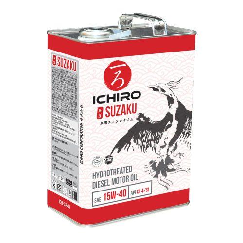 Suzaku ICR-3240 15W40 4L_tin