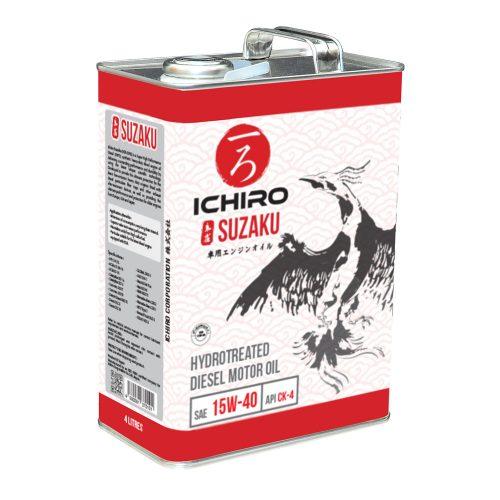 Suzaku ICR-3262 15W40 4L_tin